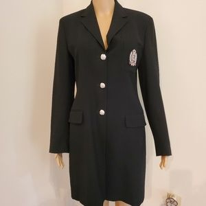 Amazing Wool LAUREN Ralph Lauren Long Blazer